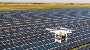Solar Panel Drone Inspections