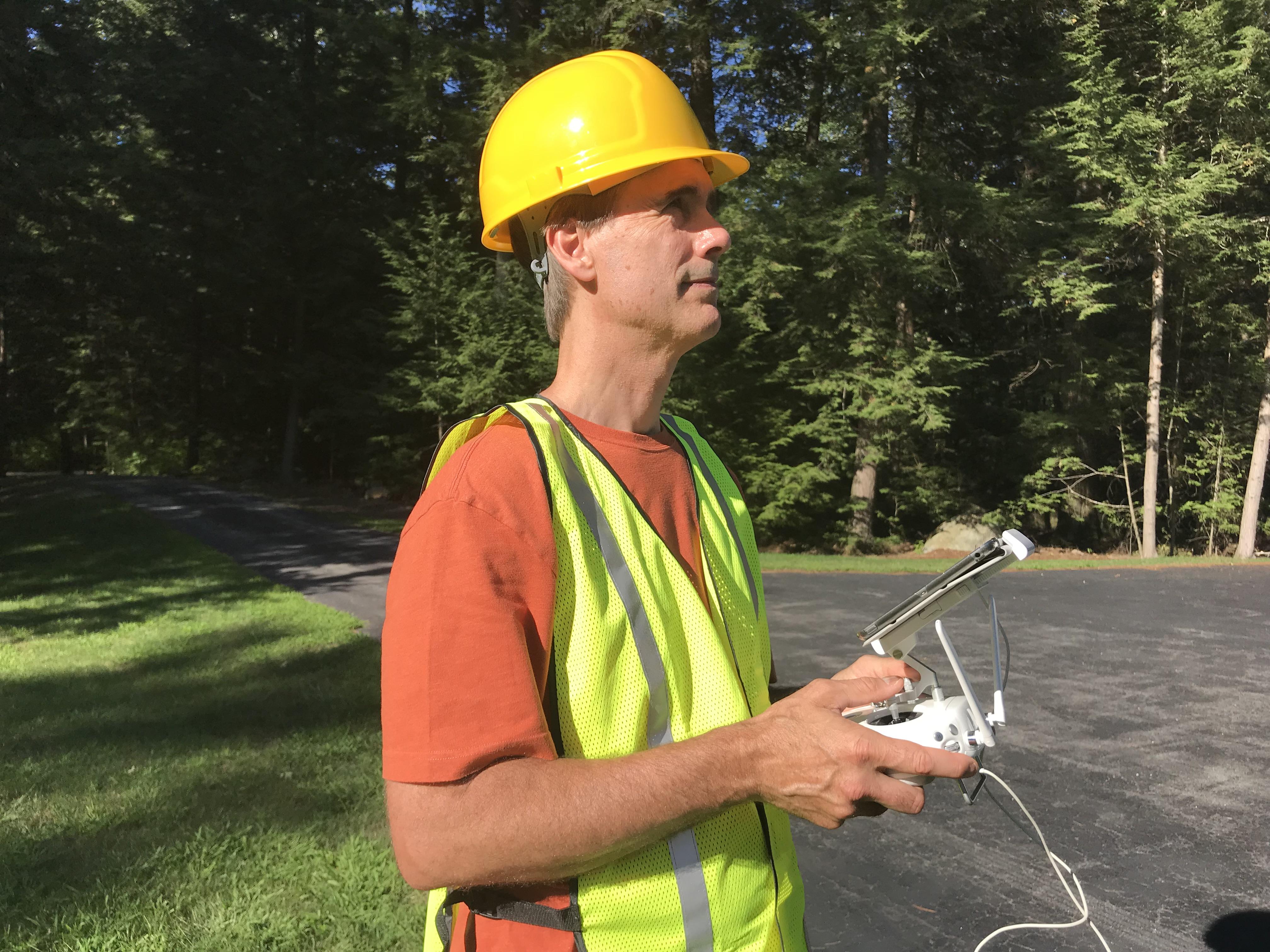 Mark Donovan - Remote Drone Pilot